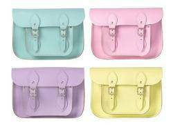 Розовая сумка Cambridge Satchel Company
