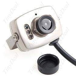 6-IR LED Waterproof CCD Color Video Security Camera