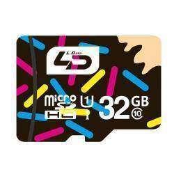 L.Data MicroSD карта памяти на 32 Gb