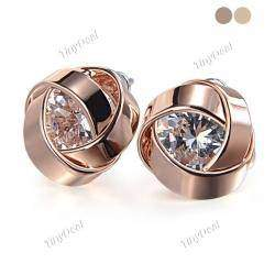 Luxury Fashion Rhinestone Earrings Ear Studs Jewelry for Women DJA-291787
