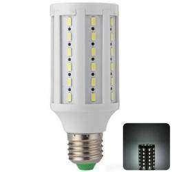 Отличные LED лампы кукуруза для ванной и туалета HZLED 12W E27 60 x SMD 5630 6000K 960Lm LED Corn Lamp