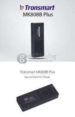 ТВ-приставка Tronsmart MK808B Plus