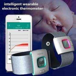 Цифровой  Bluetooth термометр Vipose iFever мониторинг температуры тела ребенка
