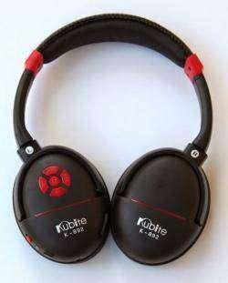 3 в 1 - проводные наушники, MP3 плеер и FM приемник
