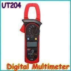 UT204 Digital  clamp Multimeter True RMS