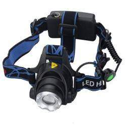 Налобный фонарь на светодиоде CREE XM-L T6