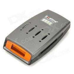 Быстрая зарядка для NiMh NiCd аккумуляторов Soshine Hi-Tech LCD NiMH / NiCD Super Quick Charger