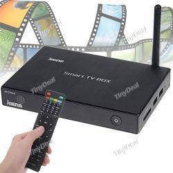 Android 4.1 Smart TV Box Multimedia Player
