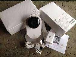 Xiaomi Yi IP Wi-Fi камера с функцией ночного видения.