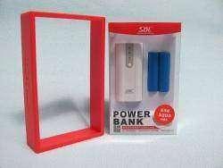 Power Bank на сменных аккумуляторах типа 18650