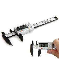 Компактный электронный штангенциркуль - 100 mm Digital Vernier Caliper Micrometer