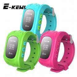 Детские часы GPS трекер Q50 W5 Bluetooth 4.0 GSM двухсторонняя голосовая связь