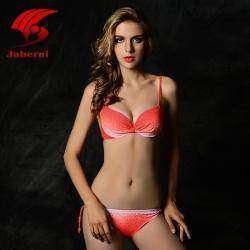 Яркий и очень красивый купальник отличного качества, 2015 Diamond Gradient Color Female Bikinis Women Fashion Orange Swimsuit