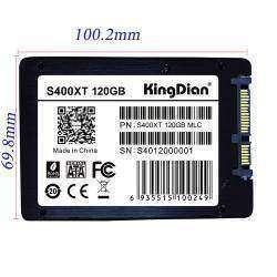 Обзор SSD диска KingDian S400XT или много гигабайт за не много денег