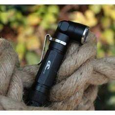 Орлиный глаз в кармане. Фонарик Eagle Eyes F10 CREE XM-L2 U2 R51A/1A/3C Turn Angle LED Flashlight.