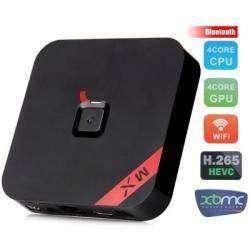 Обзор ТВ бокса MXQ S85 Smart TV Box