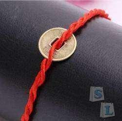 Красная ниточка как защита или счастливый привет из Китая