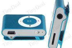 Популярный MP3 Плеер с картой 8GB