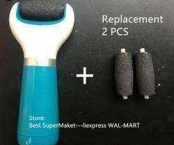 Обзор электрической роликовой пилки SCHOLL Velvet smooth, с набором сменных валиков