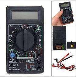 Мультиметр DT830-B с али, куда уж дешевле?