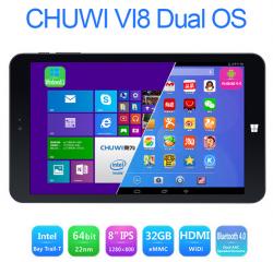 Обзор на планшет CHUWI VI8 Dual OS после 2х месяцев использования