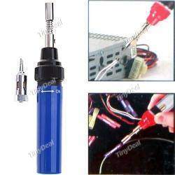 Portable Cordless Butane Gas Powered Soldering Iron Torch Heat Tool
