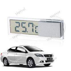 Хороший термометр и никуда не годящаяся присоска
