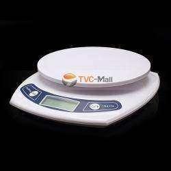 Цифровые кухонные весы WH-B  7Kg/1г с функцией калибровки