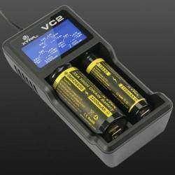 Обзор зарядного устройства для Li Ion аккумуляторов XTAR VC2