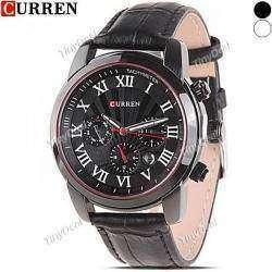 CURREN мужские кварцевые наручные часы