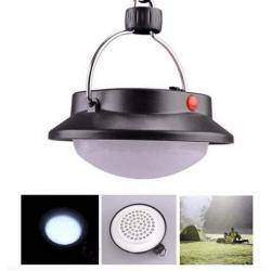 Кемпинговый фонарь, на 18650 или 3*ААА, три режима.