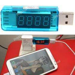 USB Voltage and Current Tester