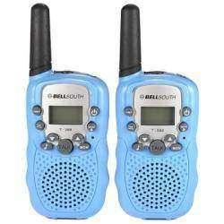 Walkie Talkie радиостанции близкого радиуса