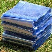 Термоусадочные пакеты - 100 штук 8 х 18 см