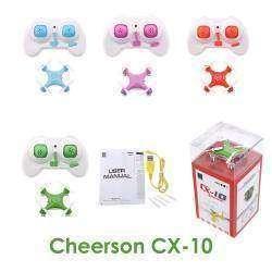 Очень маленькая летающая «жужалка» - Cheerson CX10
