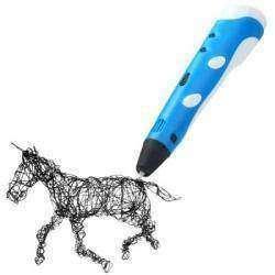 3D ручка для детской ручки :-)