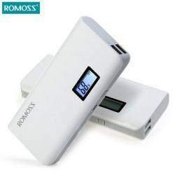 Повербанк ROMOSS Sense 4 Plus LCD