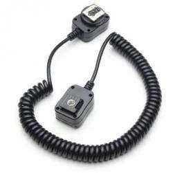 3 х метровый E-TTL кабель для подключения фотовспышки для систем Canon