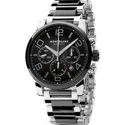 Обзор дорогих подарочных механических часов хронографа реплика MONTBLANC