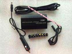 Обзор универсального 100w зарядного устройства MYMAX для ноутбуков в автомобиль и домой