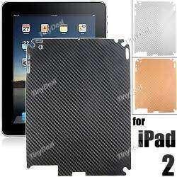 Карбоновая наклейка на Apple iPad 2 и не только!