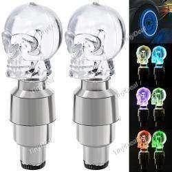 LED лампы в виде черепа