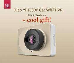 Обзор Xiao Yi 1080P Car - автомобильный регистратор с WiFi от Xiaomi