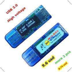 Правильный USB Doctor с измерением энергии, и поддержкой Quick Charge