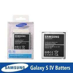 Оригинальный сменный аккумулятор для Samsung Galaxy S4 i9500