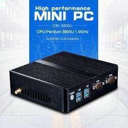 Vensmile i10, небольшой но интересный компьютер на базе Celeron 3755U