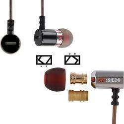 Наушники KZ ED9 и KZ DT5