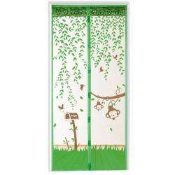 Москитная сетка на дверь. Не пустим комаров в дом!