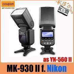 Универсальная ручная фотовспышка Meike Mk930 II