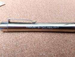 Душевный титановый фонарь Thrunite Ti4T (300LM, 2*ААА)